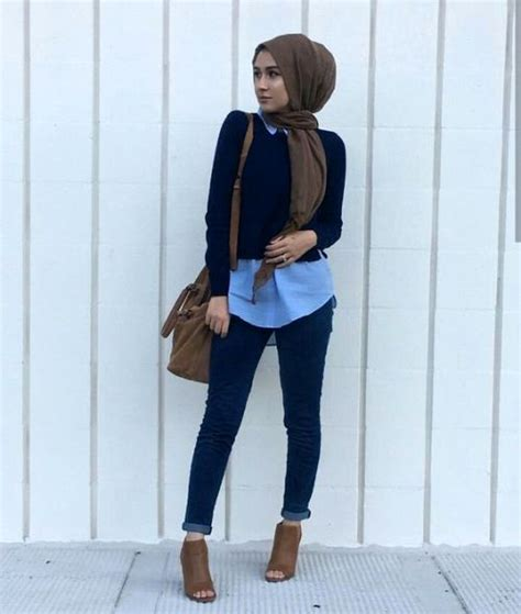 Everyday hijab outfits u2013 Just Trendy Girls