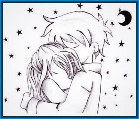 Imagen: imagenes de amor en anime para dibujar Archivos