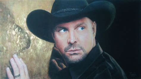 garth brooks  blackblacksea  deviantart