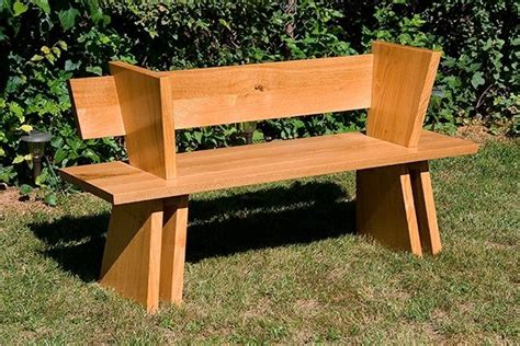 Handmade Outdoor Wooden Bench By Woodworks Custommadecom