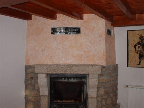 chambre peinture déco pour hotte cheminée