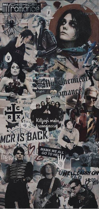 Romance Chemical Way Mcr Wallpapers Aesthetic Mikey