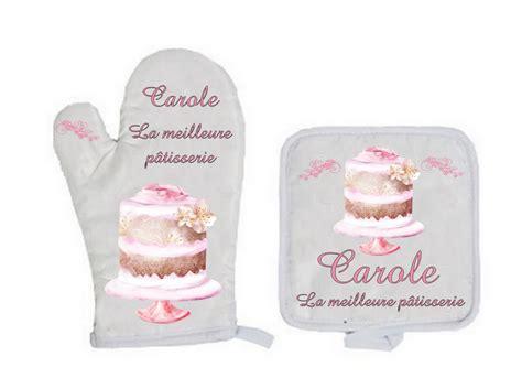 manique cuisine gant et manique de cuisine femme meilleure pâtissiere