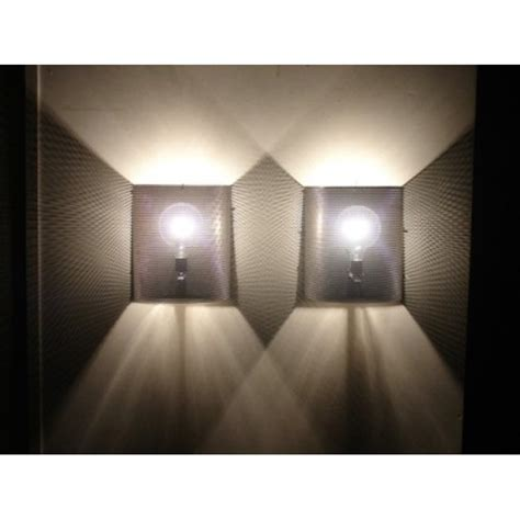 Pair Industrial Decor Wall Sconce Lights