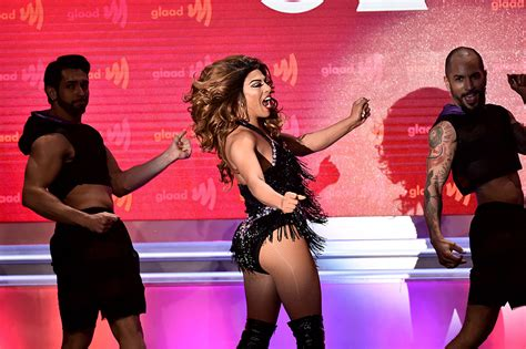 Shangela Performs for Beyoncé at 2019 GLAAD Awards ...