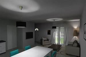 Deco Maison Interieur : decoration interieur maison neuve ~ Zukunftsfamilie.com Idées de Décoration