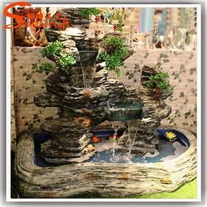 Wasserspiele Für Den Garten : gro handel indoor steingarten wand wasserspiele f r den ~ Michelbontemps.com Haus und Dekorationen