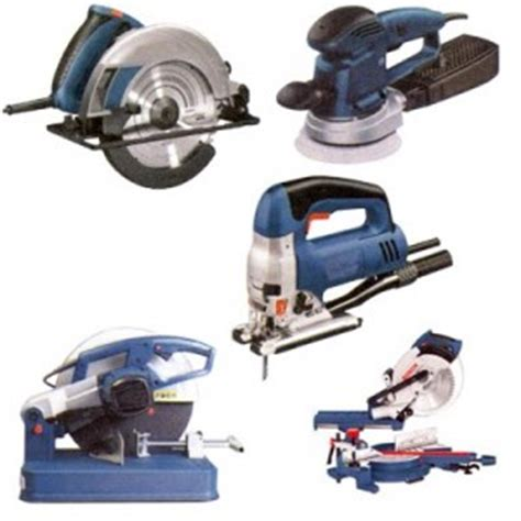 list  power tools    woodworker