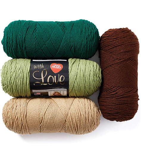redheart yarn colors with yarn at joann