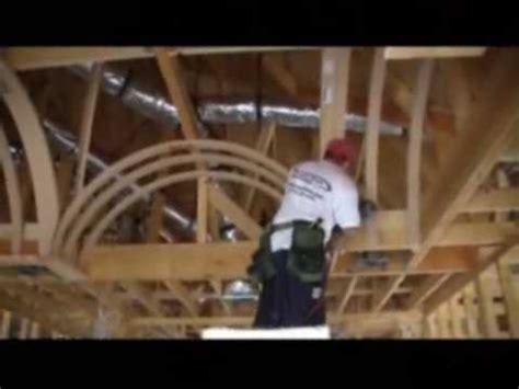groin vault ceiling time lapse doovi
