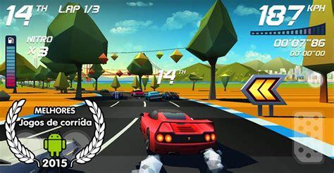 top 10 melhores jogos de corrida para android de 2015