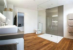 Bad Mit Holzboden : badezimmer design aufregend holzfu boden im badezimmer ~ Michelbontemps.com Haus und Dekorationen
