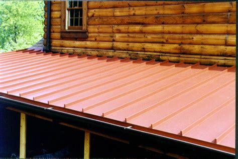 clicklock premium standing seam classic metal roofing systems