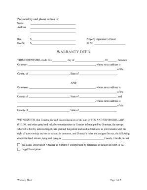 21556 sle warranty deed form bird deed florida form best bird 2018