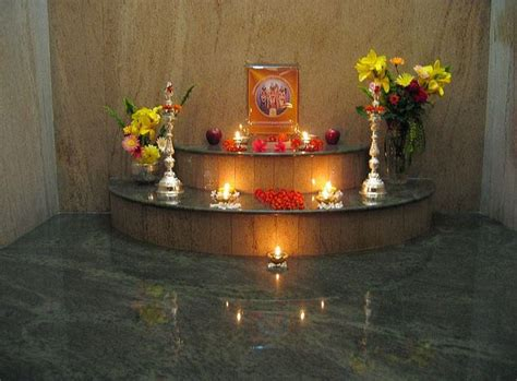 office pooja room designs pooja room  rangoli designs