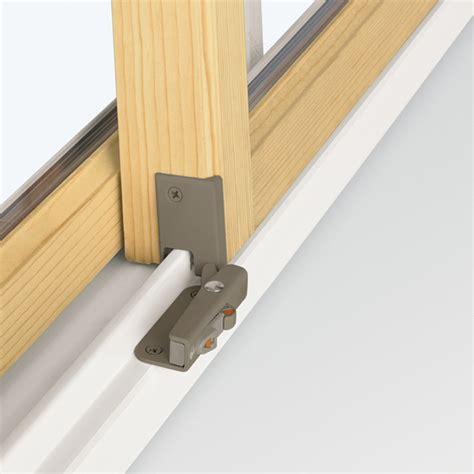 series gliding window opening control device andersen windows  doors