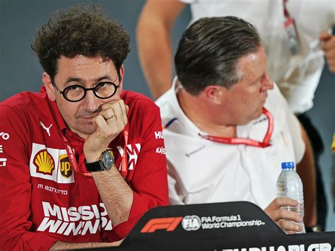 Mattia binotto is the current ferrari team principal, ex ferrari chief technical officer, and wearer of wonderful glasses. Mattia Binotto: las negociaciones no fueron Ferrari vs F1 - Hyper Conectados