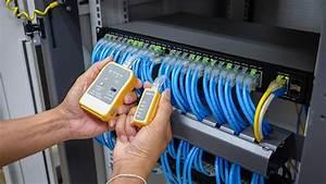 Structured Cabling Hawke U0026 39 S Bay