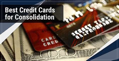 View and print up to 3 years of credit card statements. 14 Best Credit Cards for Consolidation (2020)
