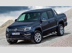 2016 Volkswagen Amarok Double Cab Wallpapers and HD