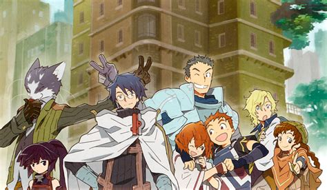 Fantasy Anime Like Log Horizon 7 Anime Every Gamer Needs To Watch Culture Tech Times