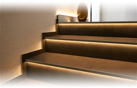 Marche Illuminazione Interni by Dural Florentostep Led