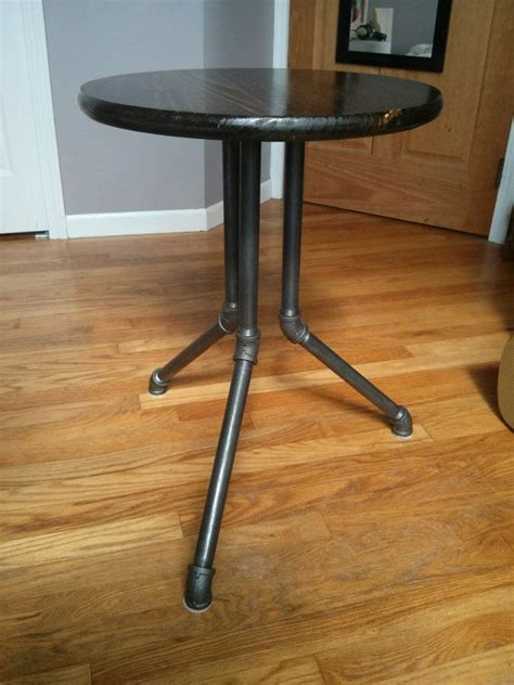 steel pipe desk legs 1000 images about pipe furniture on pinterest