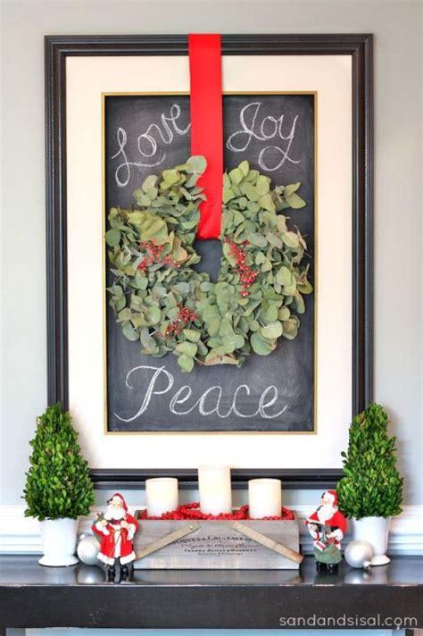 whimsical diy christmas wreath ideas youll easily craft