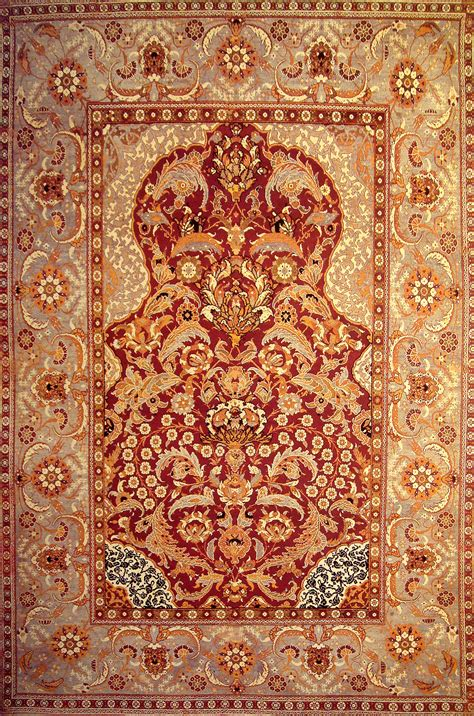 Fileottoman Court Carpet Late 16th Century Egypt Or