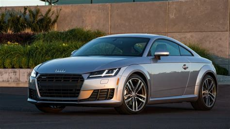 Review The Audi Tt Is 'driver Focused' To A Fault