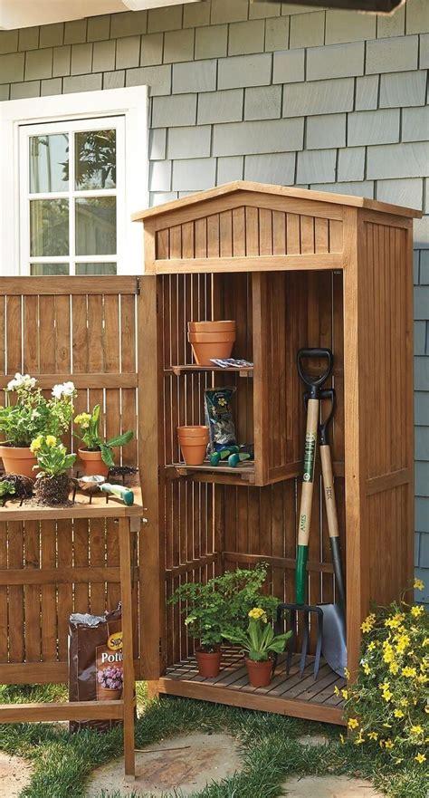 Backyard Storage Ideas by Best 25 Outdoor Storage Ideas On Backyard