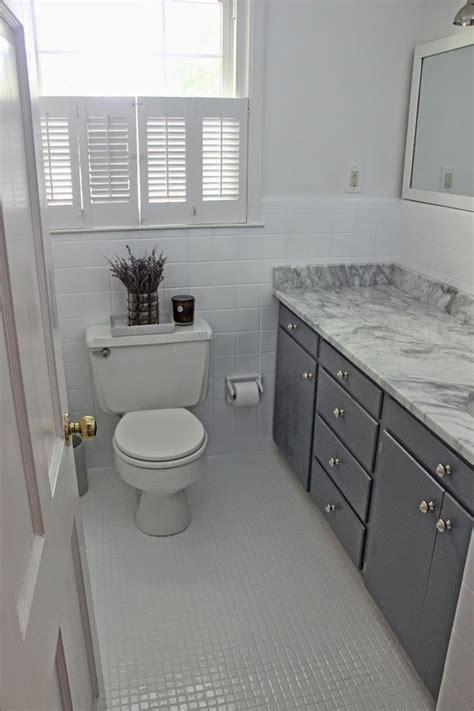 long  short   budget bathroom makeover bath