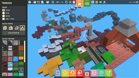 google game builder lets  create  video games