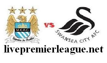 Live Manchester City Vs Swansea City Stream