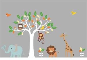Farmyard Nurseries by Animal Wallpaper For Nursery Wallpapersafari