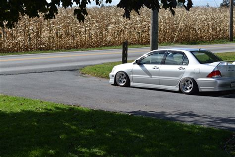 07 Mitsubishi Lancer by Lowered 02 07 Lancers Post Your Pics Page 42