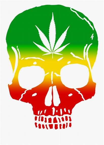 Marley Bob Clipart Cannabis Weeds Reggae Transparent