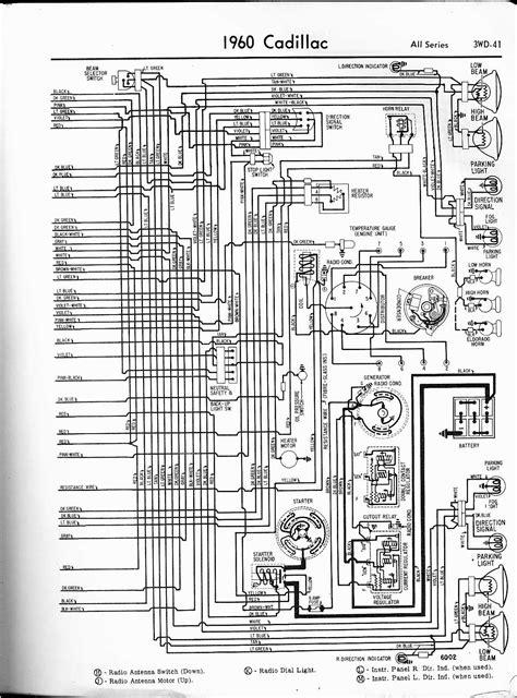 1960 Pontiac Wiring Diagram by Wiring Diagram 1955 Cadillac Wiring Library