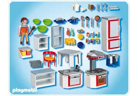 cuisine playmobile cuisine équipée 4283 a playmobil