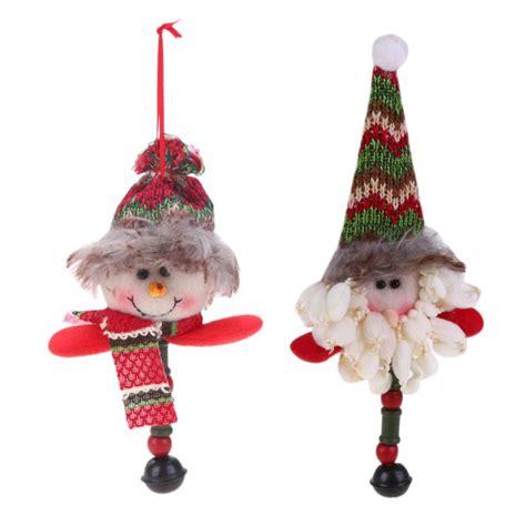 home christmas tree shelf decoration santa snowman