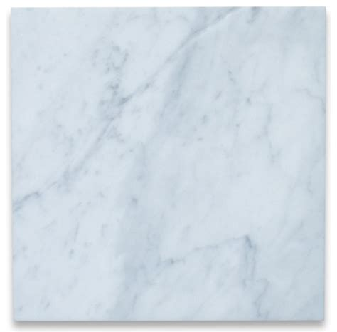 Carrara Marble Tile Floor by 12 Quot X12 Quot Carrara White Marble Tile Polished Italian Bianco