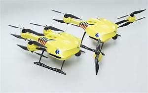Ambulance Drone sustainableurbandelta com sustainableurbandelta