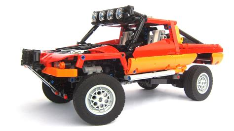 Lego Baja Truck by Lego Technic Baja Truck