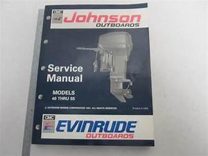 508143 Evinrude Johnson Outboard Service Manual  U0026quot En U0026quot  40