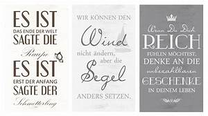 Holzbilder Mit Sprüchen : wandschild dekoschild motivation wir k nnen spr che vintage shabby ebay ~ Whattoseeinmadrid.com Haus und Dekorationen