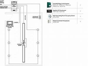Leviton Ceiling Occupancy Sensor Wiring Diagram