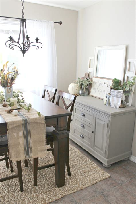 dining room buffet table dining room buffet painted with chalk paint decorative