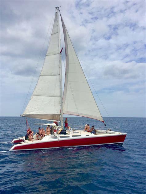 Catamaran Excursion by Catamaran Snorkeling Excursion Barbados Cruise Excursions