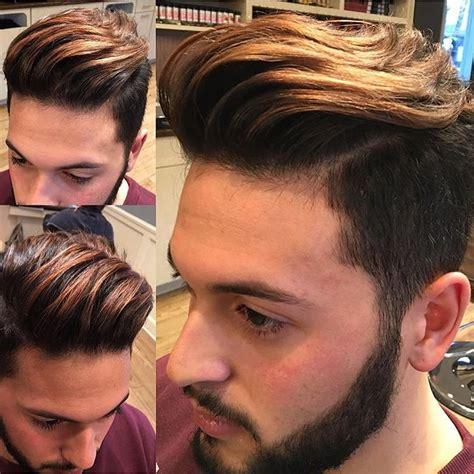 hair color ideas  men express