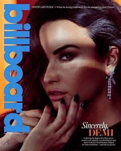 Demi Lovato – Billboard Magazine 2018 - Celebzz